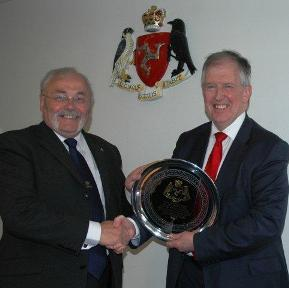 Chief Minister and Lord McNally