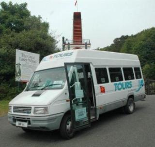 Laxey link bus