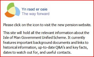 Hyperlink to the IOM Government's Pensions Website
