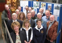 Conference speakers at the celebration of World Wetlands Day
