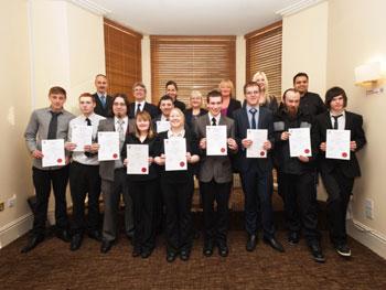 Sleepwell Hotel Academy certificates