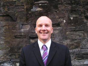 Jonathan Ayres - Head Teacher Arbory Primary School