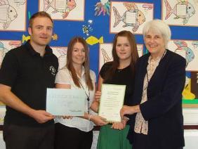 Marjorie Boxall Award