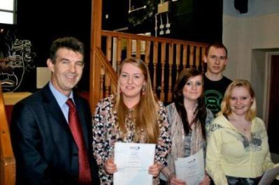Ramsey National Open College Network celebrations