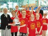 Scoill Ree Gorree - large schools winner