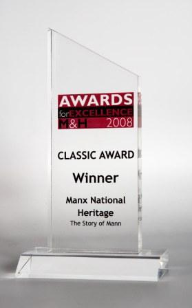 The 'Classic Award' won by MNH