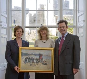 Nicola Pemberton, Christine Crowther & Richard Drinkwater
