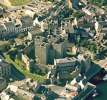 image castle rushen   isle of man government manx