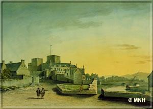 Castle Rushen by John 'Warwick' ...