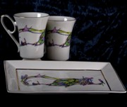 Unique Manx-inspired Christmas Gifts: Archibald Knox-inspire