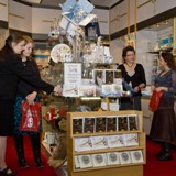 Christmas shopping in the Manx Museum Heritage Shop