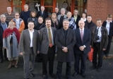 Iceland Saga Association pictured at the Manx Museum