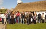 Musicians & visitors celebrating Manx May Day in 2006
