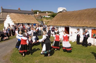 Manx May Day at Cregneash