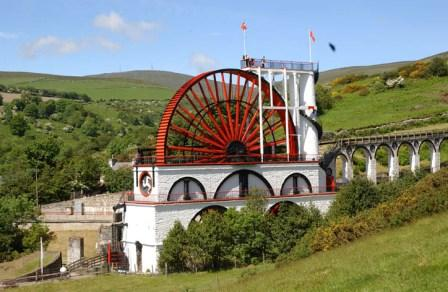 The Great Laxey Wheel