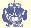 Mannin Art Group Logo