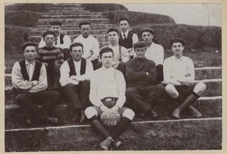 St Johns Football Club, 1905