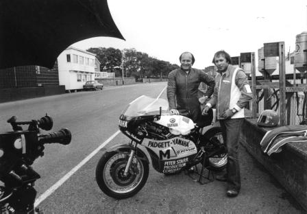 Hailwood and Starr