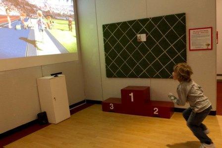 Interactive games challenge