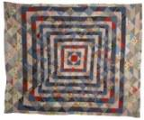 A quilt from the forthcoming exhibition
