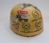 Alan Reed's original helmet