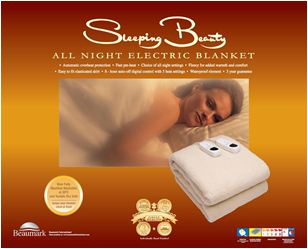 Electric Blanket 1