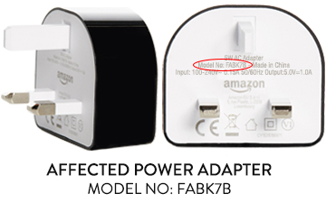 Picture of Power Adaptor