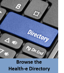 Browse the Health-e Directory