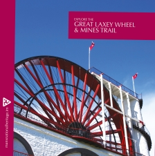 Laxey Wheel guide book