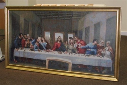 last supper comparisons