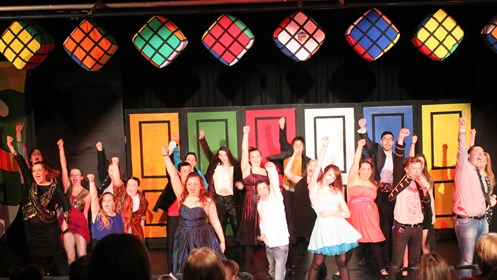 Musical Theatre at the YAC