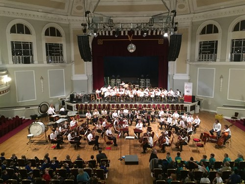 Music for everyone at Manx Youth Orchestra's Christmas concert