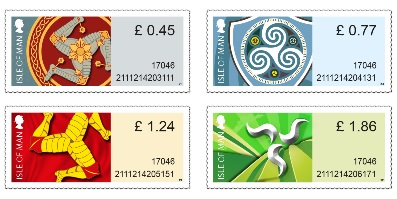 2016 VE31 Triskelion Definitives Set