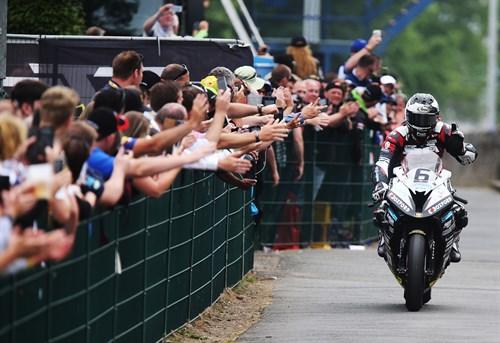 TT Rider winner