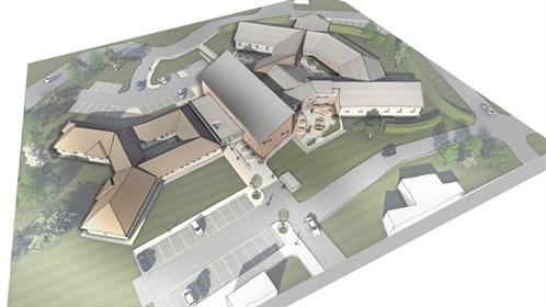 Isle Of Man Government New 7 2 Million Mental Health Facility