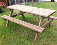 Isle of Man Government - Garden furniture, fence panels and sheds