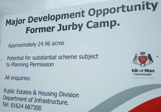 Jurby camp development
