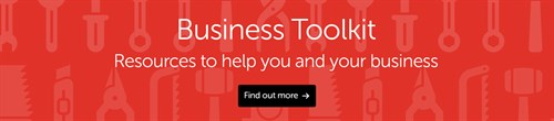 business toolkit banner