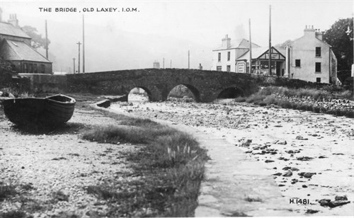 Old Laxey Bridge