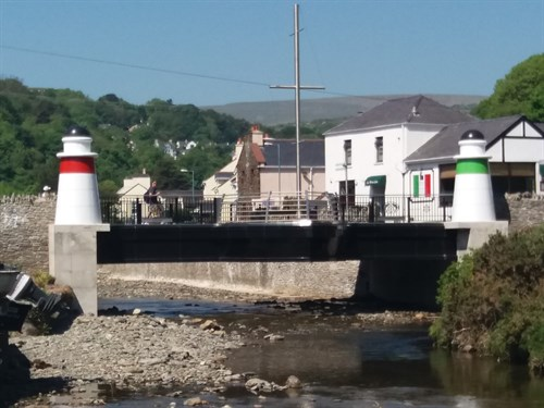 New Laxey Bridge