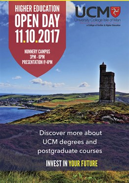 UCM Higher Education open day at the Nunnery campus