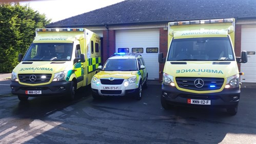Isle of Man Government - Isle of Man Ambulance Service