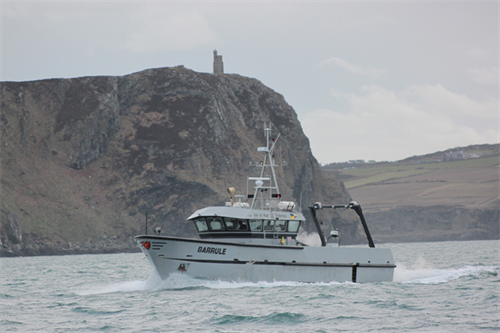 Fisheries Protection Vessel Barrule