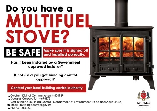 Poster campaign to promote importance of building control