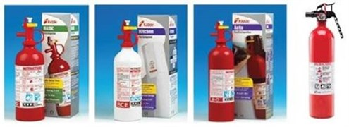 Kidde Fire Extinguishers