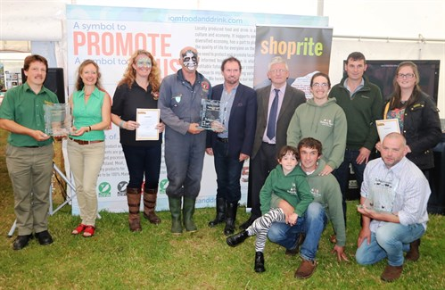 Food farming awards