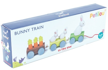 Bunny Train Packaging