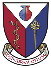 College of Podiatry UK Crest