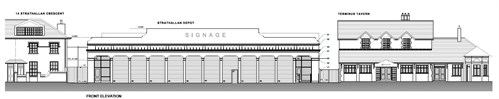 Proposed Depot