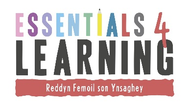 Essentials 4 Learning logo